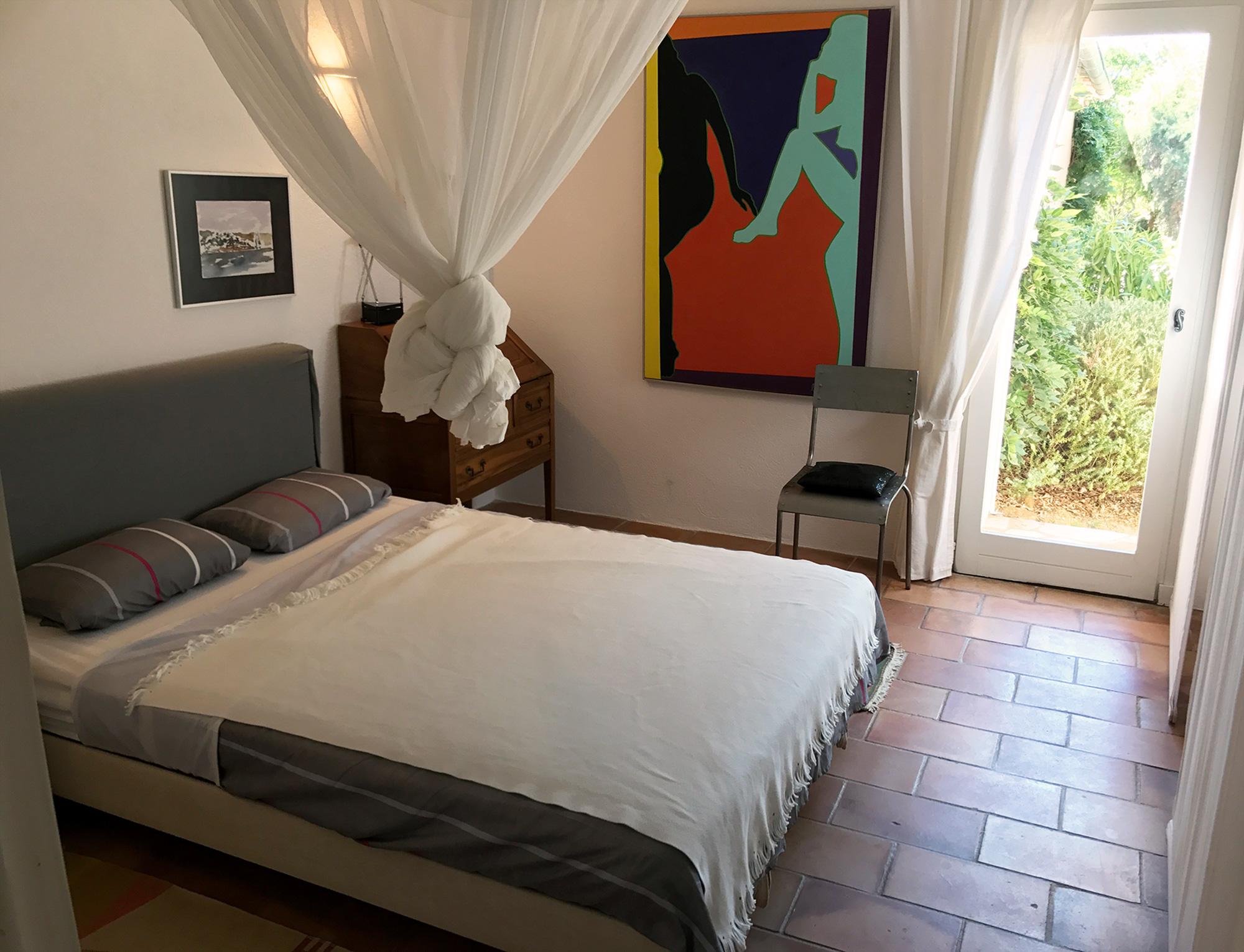 Schlafzimmer & Bäder - Cabane Otto Ferienhaus