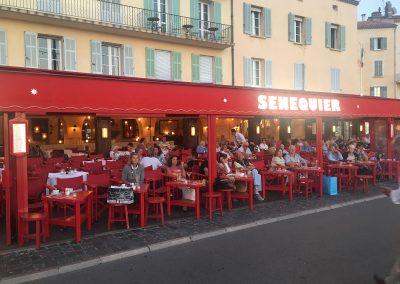 St-Tropez Kaffee
