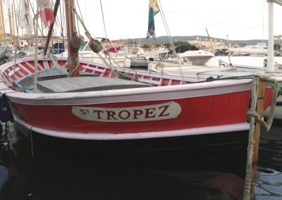 Fischerboot St Tropez