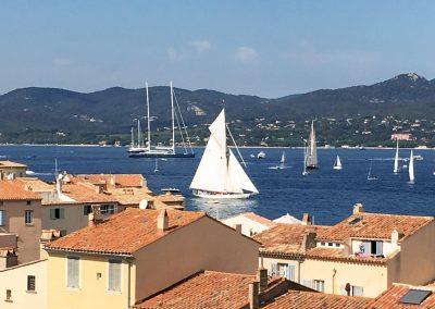 St Tropez von der Citadelle