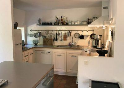 offene Küche Haupthaus