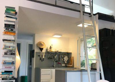offene Küche Gästehaus